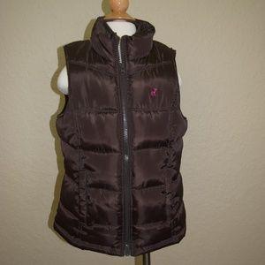 Old Navy bubble vest